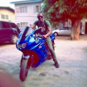 biker me